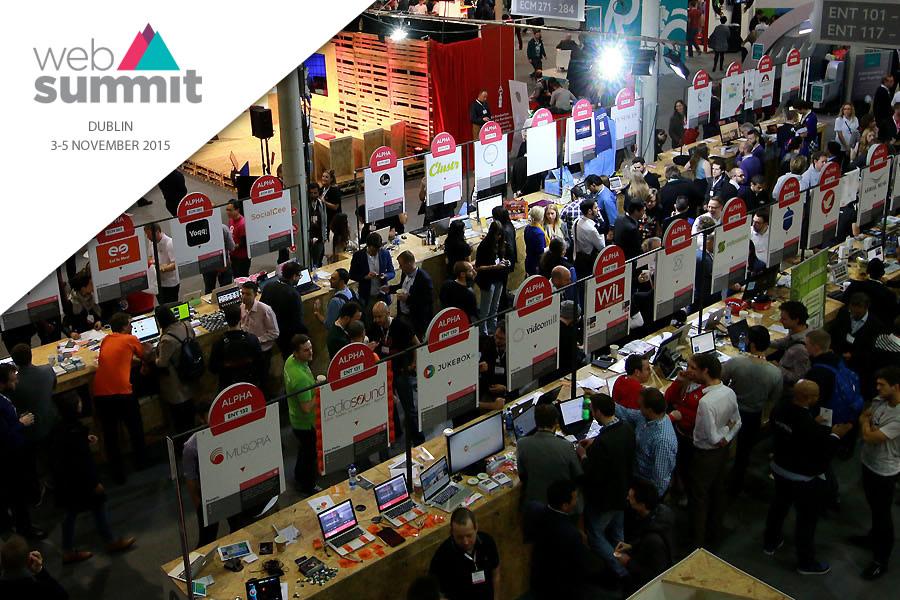 2015 Web Summit Dublin with Monitorica